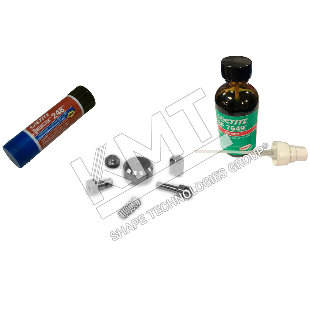 Kit, UHP Check Valve Repair, Inlet-Outlet, .875 Plunger, Poppet Style, 90K