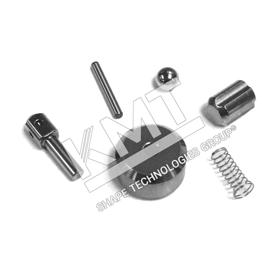 Kit, UHP Check Valve Repair, Inlet-Outlet, .875 Plunger, Ball Style, 90K