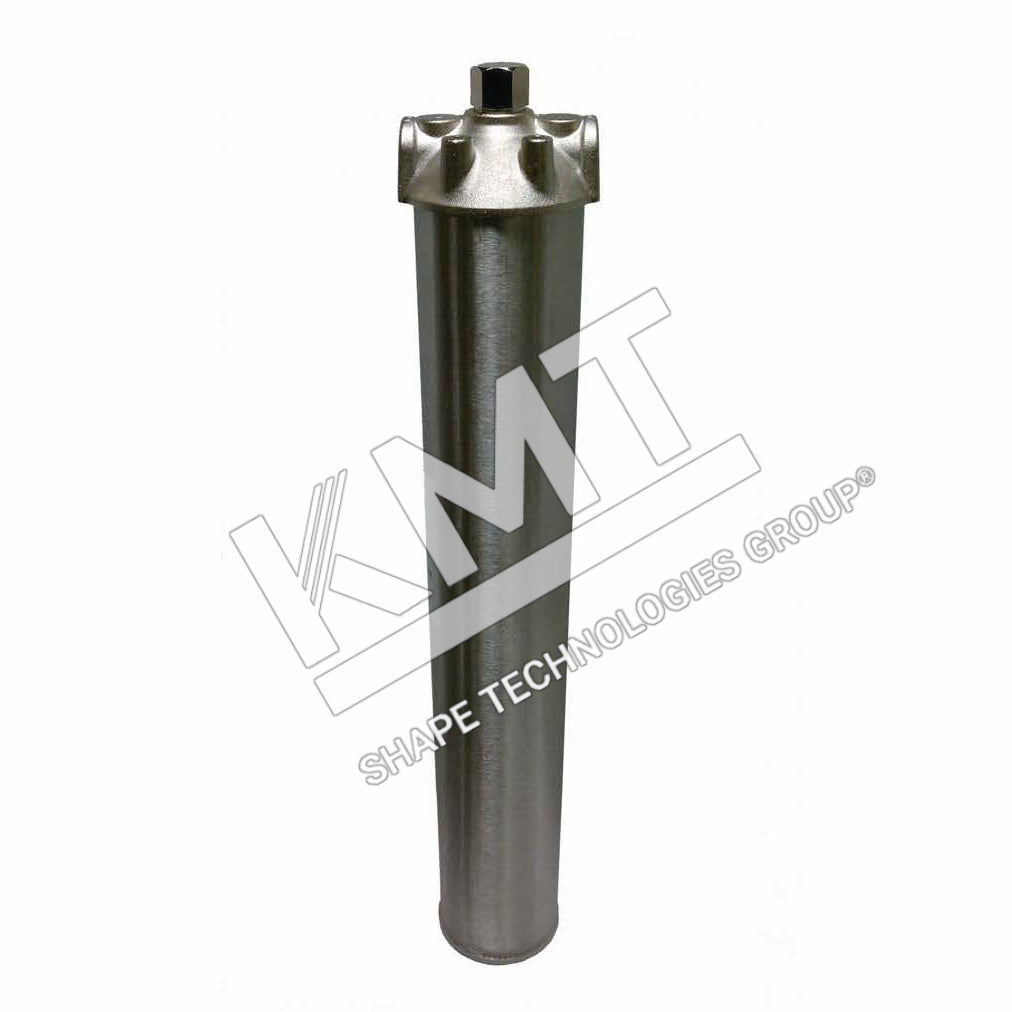 Filter Housing Assembly, Low Pressure Water, 60K, 90K