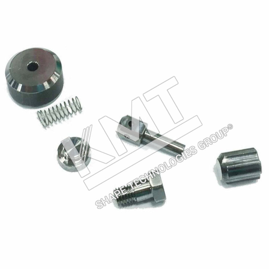 Kit, HP Check Valve Repair, Inlet-Outlet, .875 Plunger, 60K