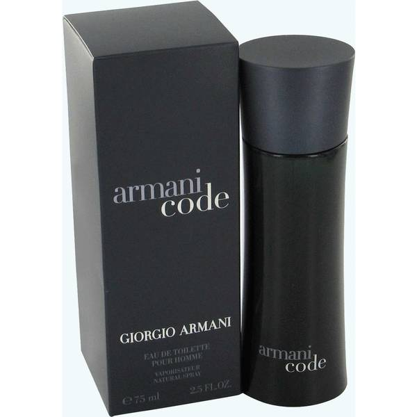 Armani Code for Him