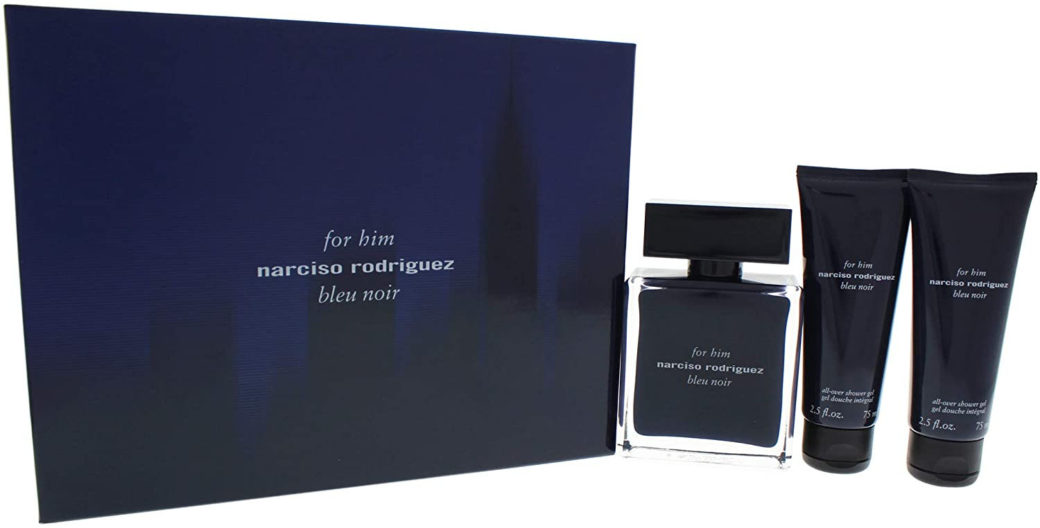 Narciso Rodriguez Bleu Noir for him ( Set)