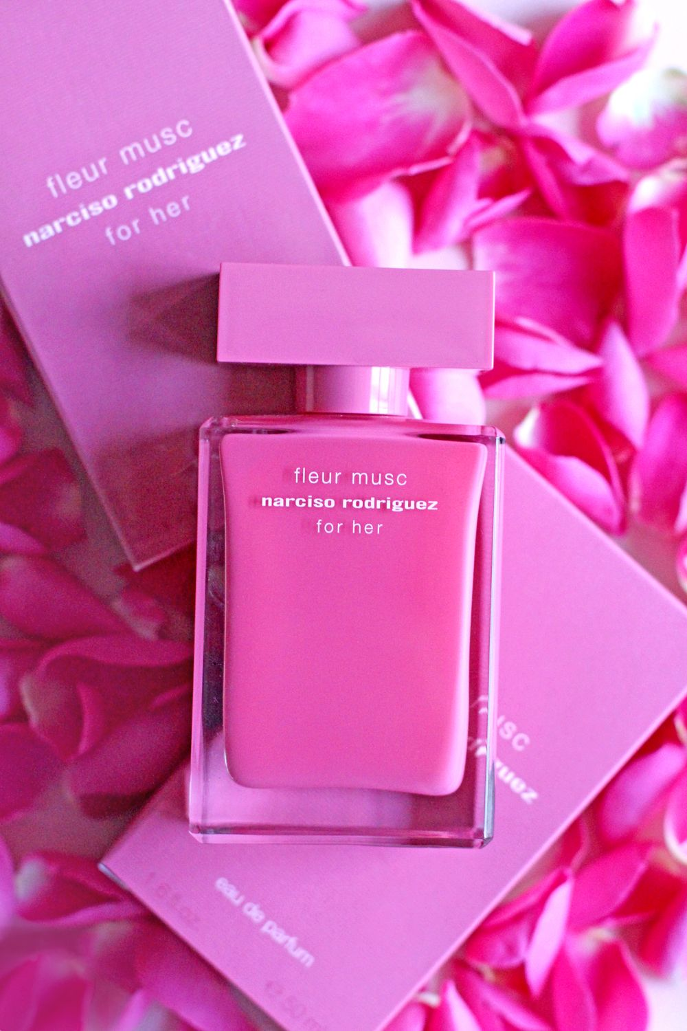 Fleur Musc Narciso Rodriguez for her
