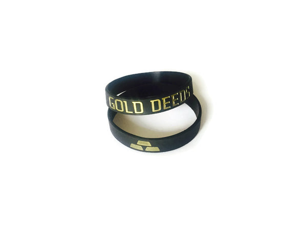 GOLD DEEDS BAND
