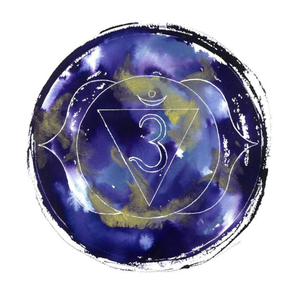 Ajna - 6th chakra Third eye