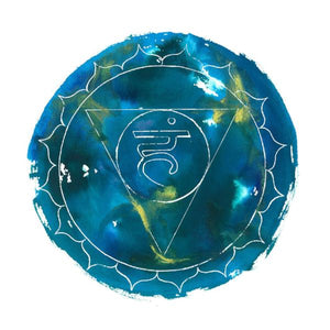 Vishuddha - 5th chakra Throat
