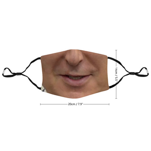 Bibi Face Mouth Mask