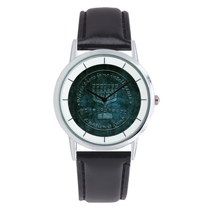TheMossadIL Water Resistant Quartz Watches (Various Styles)