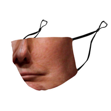 Trump Face Mouth Mask
