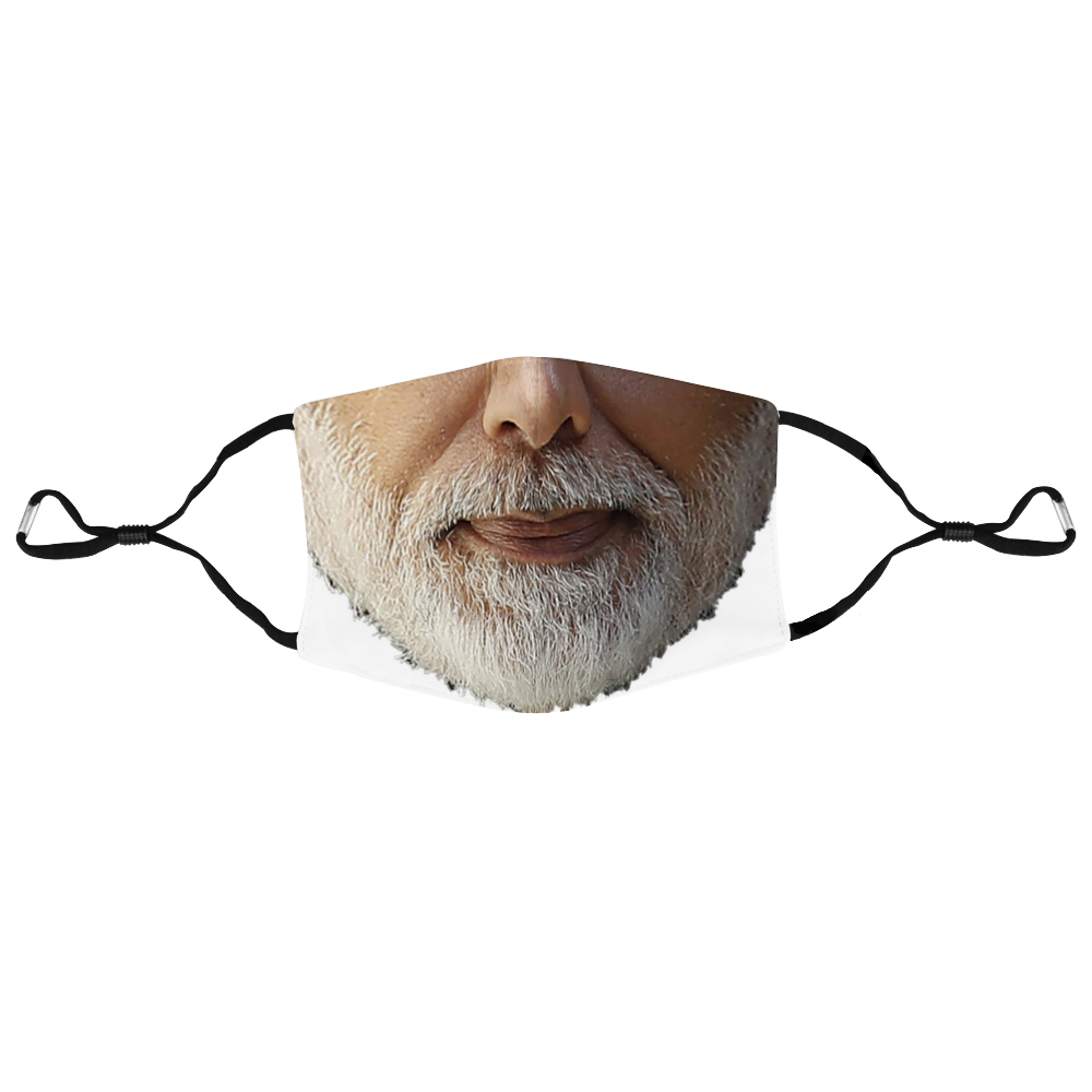 Narendra Modi Face Mouth Mask