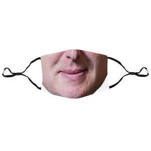 Boris Johnson Face Mouth Mask