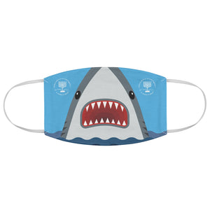 Mossad Shark Fabric Face Mask