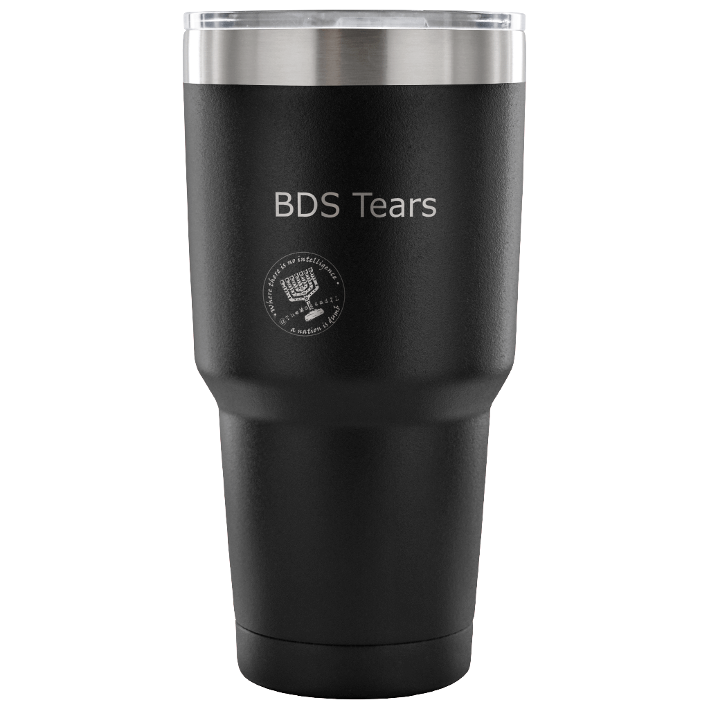 BDS Tears 30 Ounce Vacuum Travel Mug