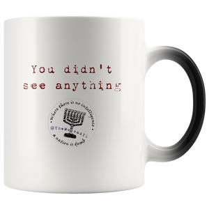 TheMossadIL Magic Mug 11oz.