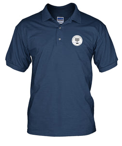 TheMossadIL Men's Polo With Logo