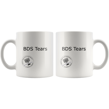 BDS Tears White Mug