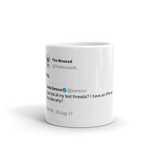Yes. Sarsour Gets Owned On A Mug