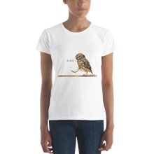 Chill Owl Women's short sleeve t-shirt