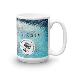 The Mossad Weather Control Unit Mug 11oz/15oz