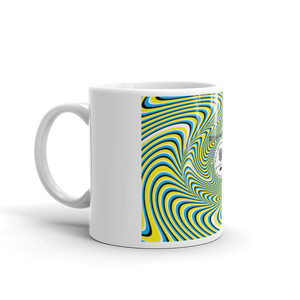 Hypnotized by TheMossadIL Mug (11 oz/15 oz)