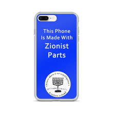 Zionist Parts iPhone Case