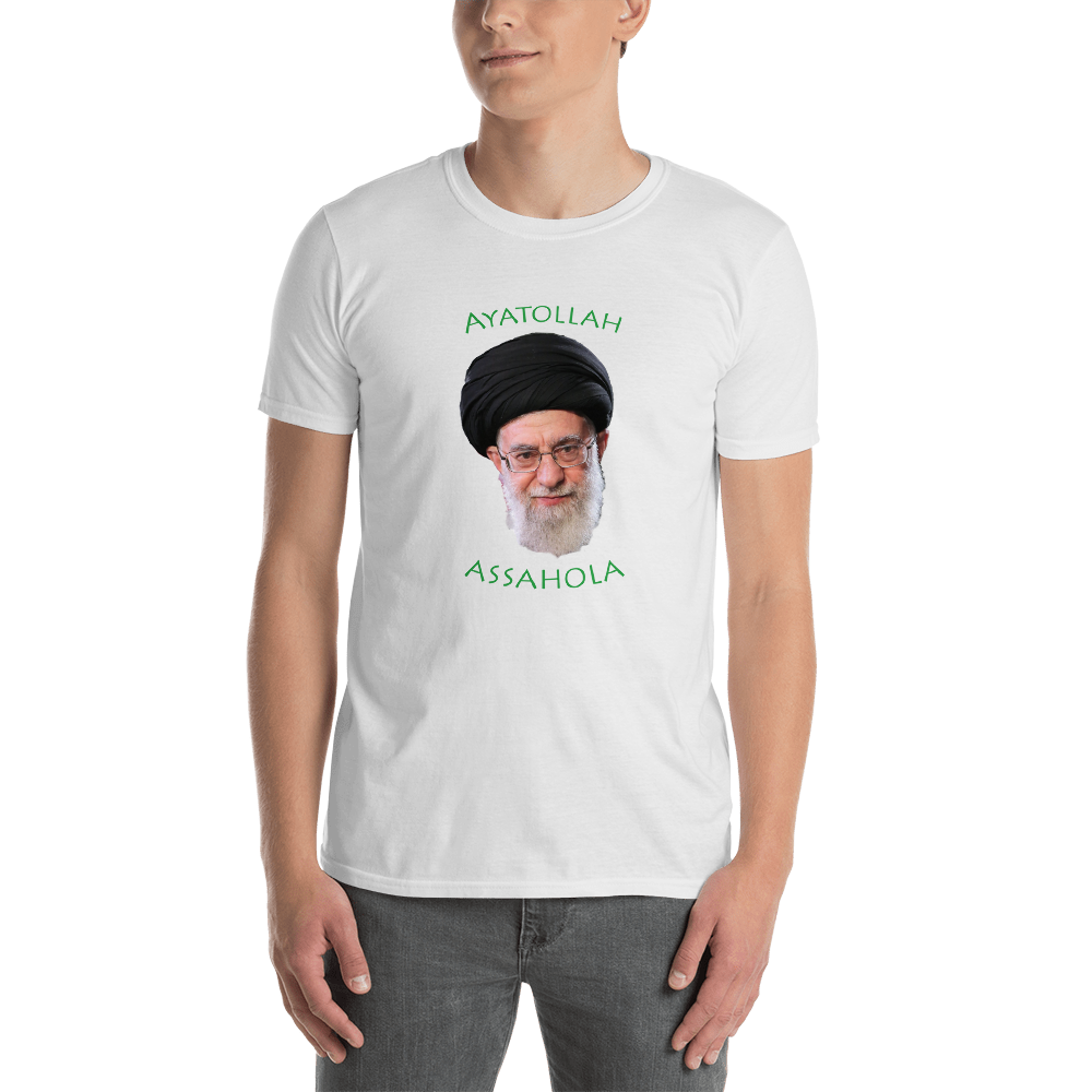 Ayatollah Assahola Short-Sleeve Unisex T-Shirt