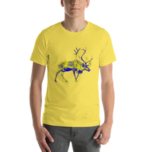 Caribou Short-Sleeve Unisex T-Shirt
