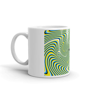 Hypnotize The World 11/15 oz Coffee Mug