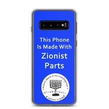 """This Phone Is Made With Zionist Parts"" Samsung Case"
