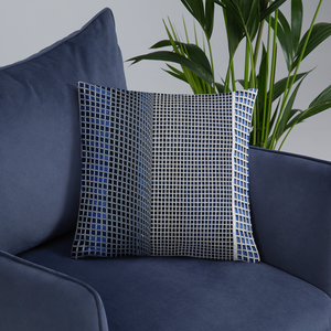 Azrieli Throw Pillow