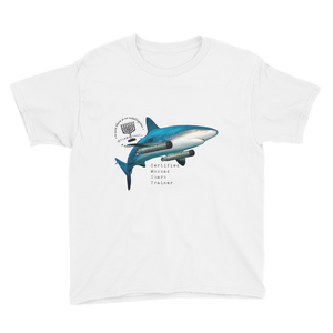 Mossad Shark Trainer Youth Short Sleeve T-Shirt