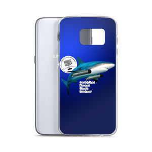 Certified Mossad Shark Trainer Samsung Case