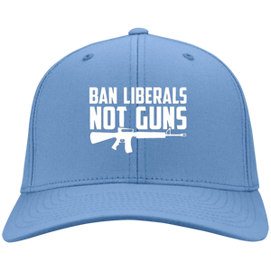 Ban Liberals Not Guns Hat
