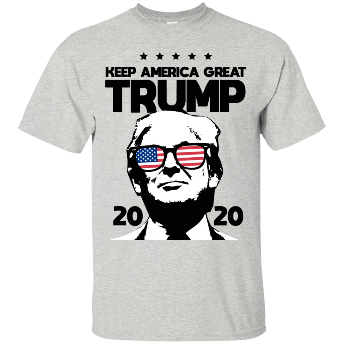 Trump 2020: Keep America Great