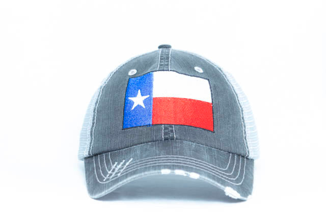 Texas Flag Trucker Hat 6eda8a5539b