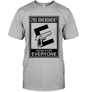 2nd Amendment - Rated E for Everyone