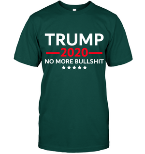 Trump 2020: No More Bullshit