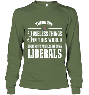 3 Useless Things Long Sleeve