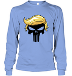 Trump Punisher Long Sleeve
