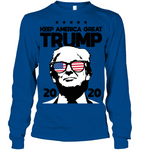 TRUMP 2020: KAG Long Sleeve