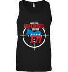 Shove Gun Control Up Your A** T-Shirt