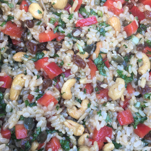 Ceres Organics Brown Rice Salad