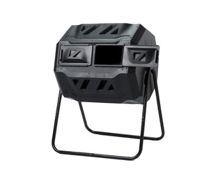 160L Dual Chamber Compost Tumbler. Save $60! (Only 5 left at this price)