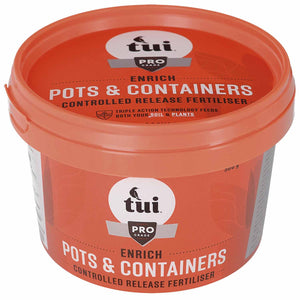 Tui Enrich Pots and Containers Controlled Release Fertiliser 500g