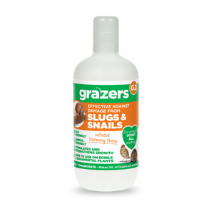 Grazers G2 - Slugs and snails repellent garden formula
