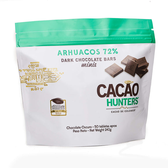 Hunters mini Arhuacos 72%