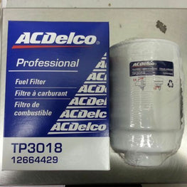 AC Delco TP3012 TP3018 12664429 12646512 Duramax 6.6 Fuel Filter New OEM
