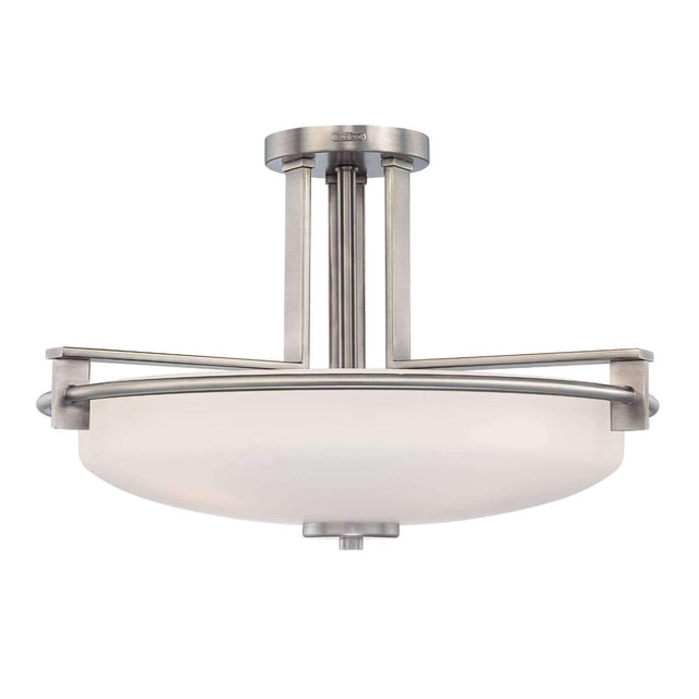 "Acker 13.5"" Wide Semi-Flush Mount"