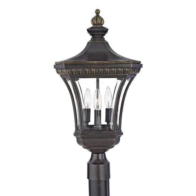 "Butte Creek 23"" Tall Outdoor Post Light"