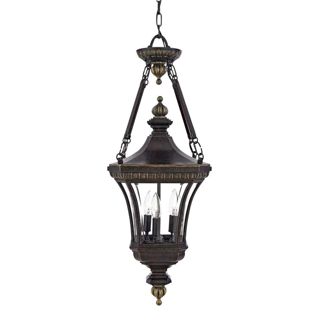 "Butte Creek 31"" Tall Outdoor Pendant"